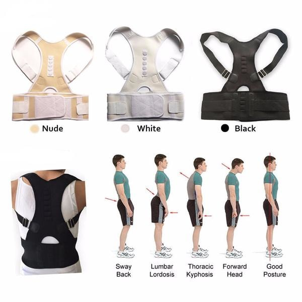Back Brace Posture Corrector - Store One Way