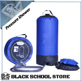 Portable Camping pressure shower - Store One Way