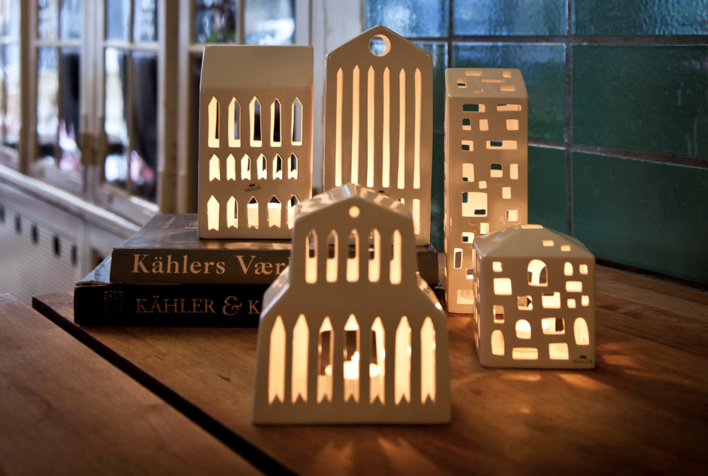 Kahler Candle Houses
