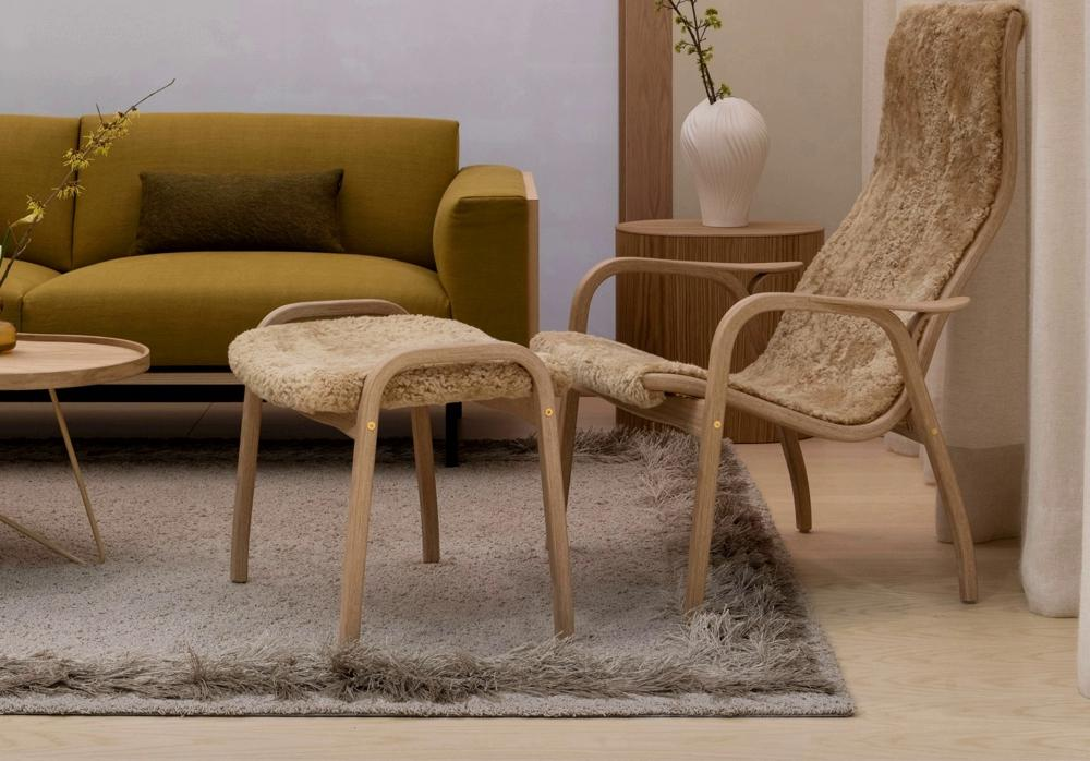 Swedese | Lamino Easy Chair, Footstool & Table