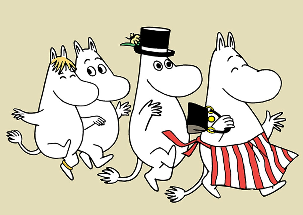 HYPE Greeting Cards | MOOMIN