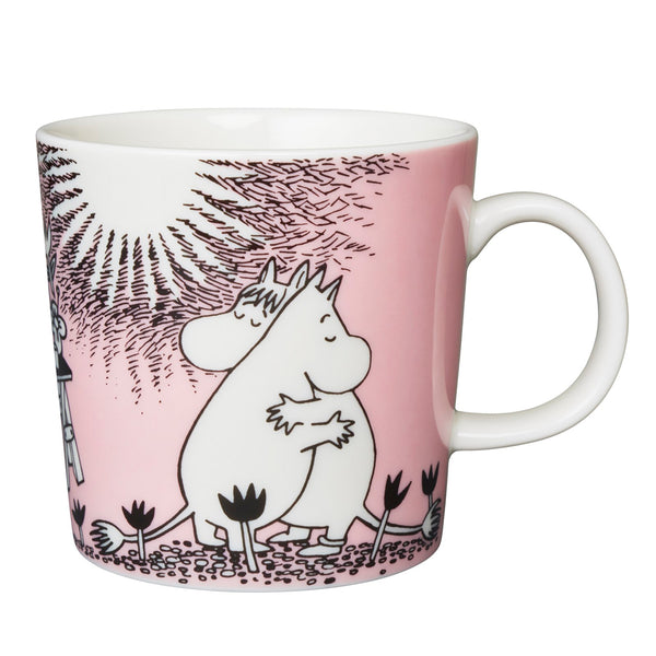 ARABIA | Moomin | Classics | Ceramic Mug | Love | 3dl