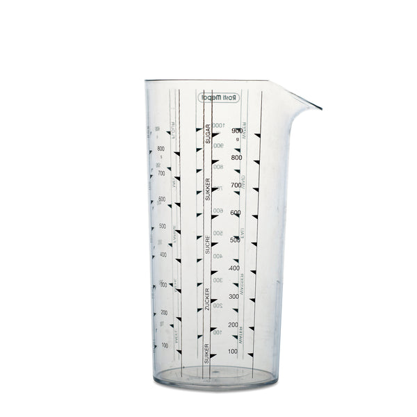 ROSTI | Measuring Cup 1.0 L | Clear