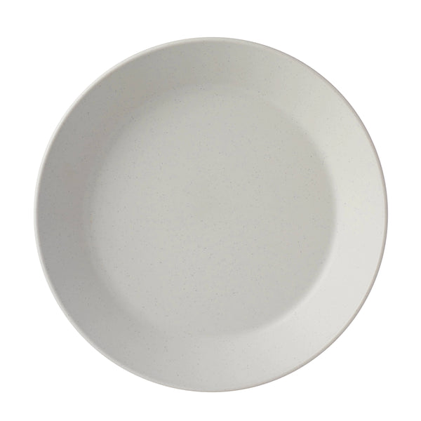 ROSTI | BLOOM | DEEP PASTA PLATE | 220mm | PEBBLE WHITE