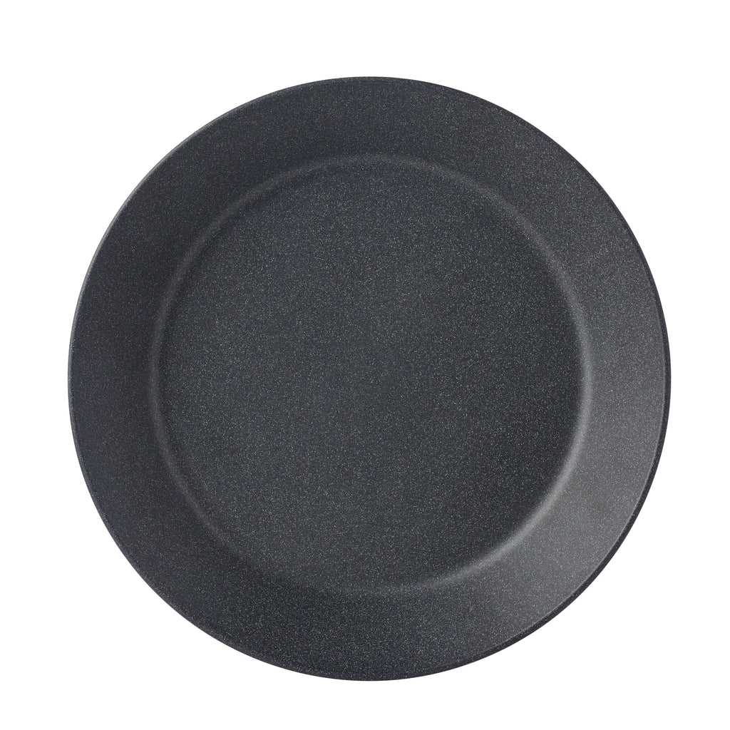 ROSTI | BLOOM | DEEP PASTA PLATE | 220mm | PEBBLE BLACK
