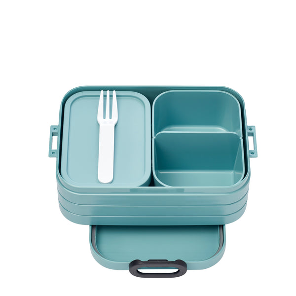 MEPAL | Bento Lunchbox | Large | Nordic Green