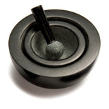 DAVID MELLOR | Pestle and Mortar | Black granite | Large