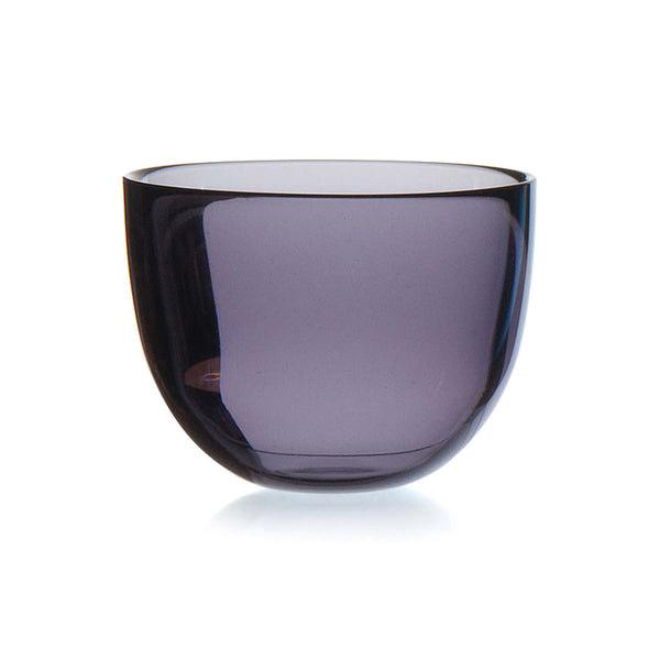 DAVID MELLOR | Glass Bowl | Purple | 10cm