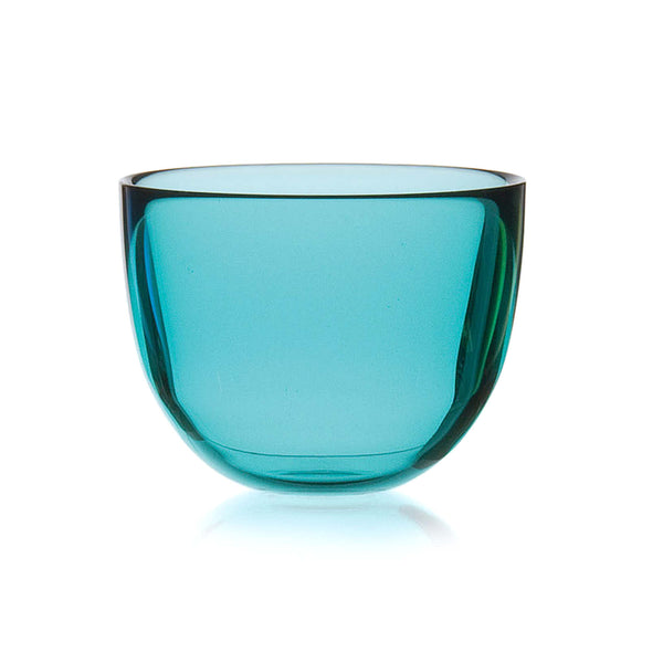 DAVID MELLOR | Glass Bowl | Sea Green | 10cm