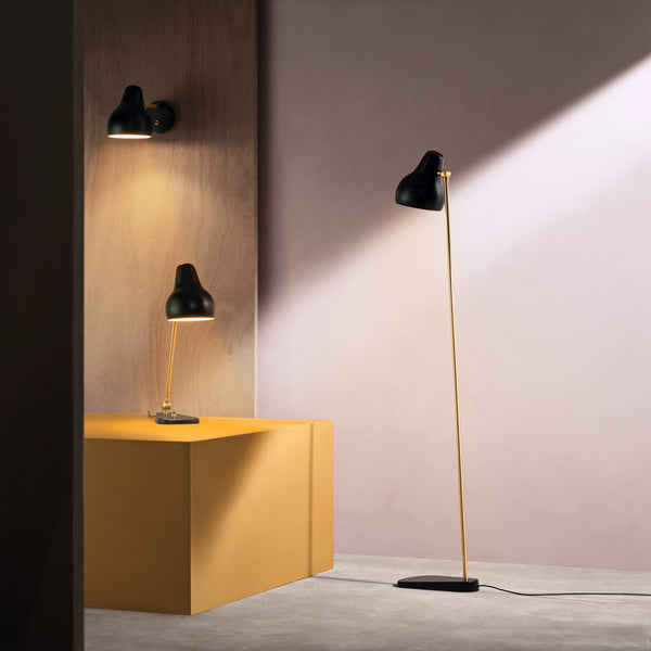 LOUIS POULSEN | VL38 Floor lamp | Design: Vilhelm Lauritzen | 2 colour options |