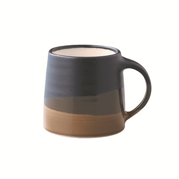 KINTO | SCS-S03 Mug | 320ml | Black & Brown