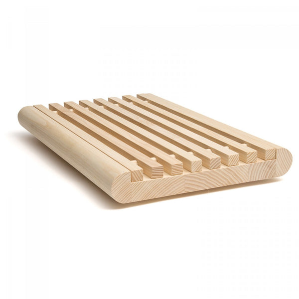 DAVID MELLOR | Bread Board with Crumb Tray | 40cm