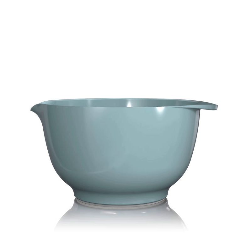 Rosti Margrethe Mixing Bowl | 3L Bowl with FREE Lid Cover | Nordic Green