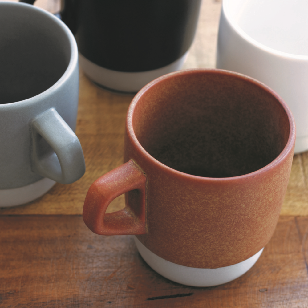 KINTO | SCS Stacking Mug | 320ml | Navy