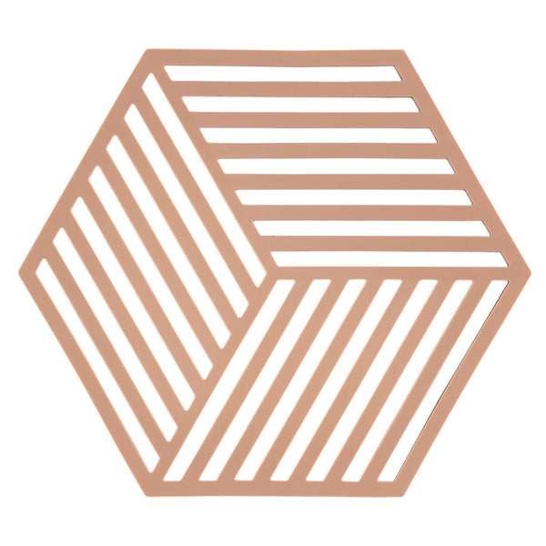 ZONE | Trivet | Hexagon | Nude