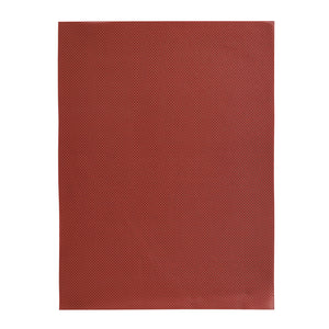 ZONE | Placemat | Small Weave | Rosehip | 30x40cm