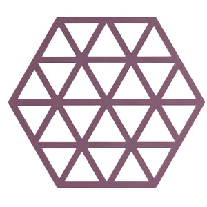 ZONE | Trivet | Triangles | Beetroot