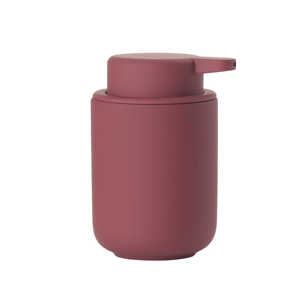 ZONE | Ume | Soap Dispenser | Maroon Red