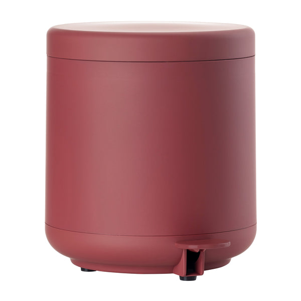 ZONE | Ume | Pedal Bin | Maroon Red