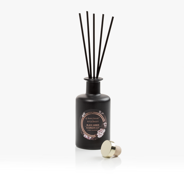 AROMA NATURALS | Noir | Diffuser | Black Amber & Ginger Lily | 200ml