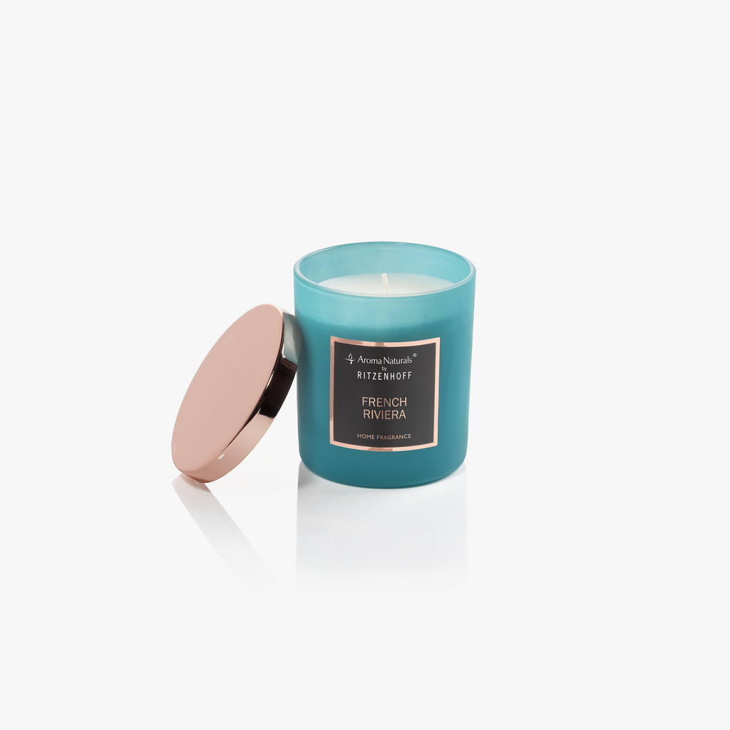 AROMA NATURALS | Selection | Scented Candle | French Riviera | 80mm