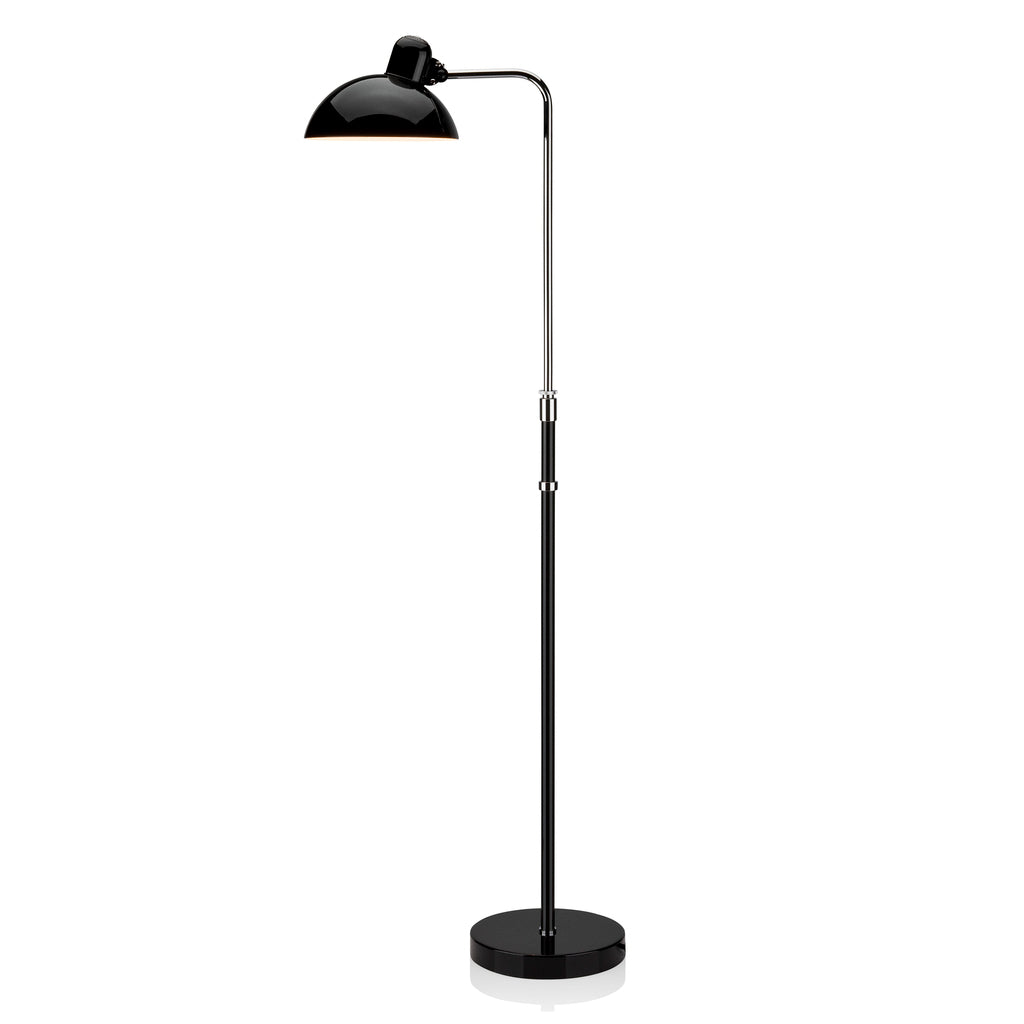 LIGHTYEARS | KAISER idell | Luxus Floor Lamp | Christian Dell | Black | Made for you - Available in 2-3 weeks
