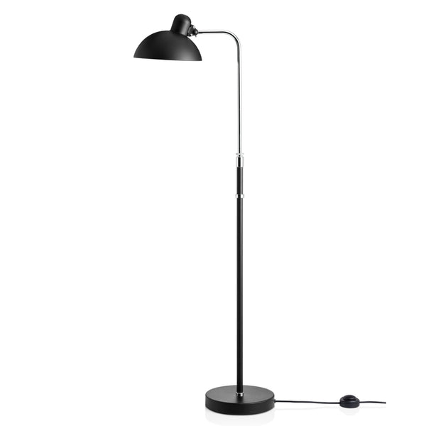 LIGHTYEARS | KAISER idell | Luxus Floor Lamp | Christian Dell | Black Matt | Made for you - Available in 2-3 weeks