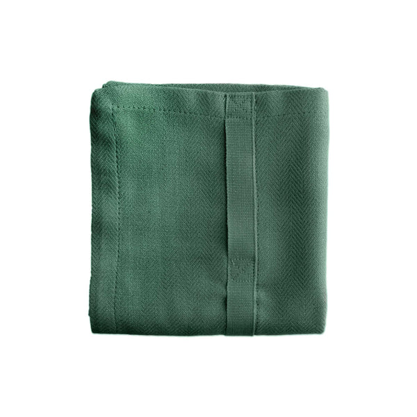 THE ORGANIC COMPANY | Kitchen Towel | Dark Green