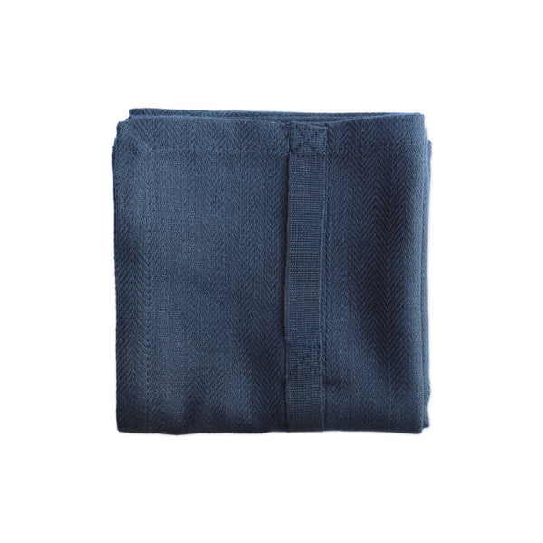 THE ORGANIC COMPANY | Kitchen Towel | Dark Blue