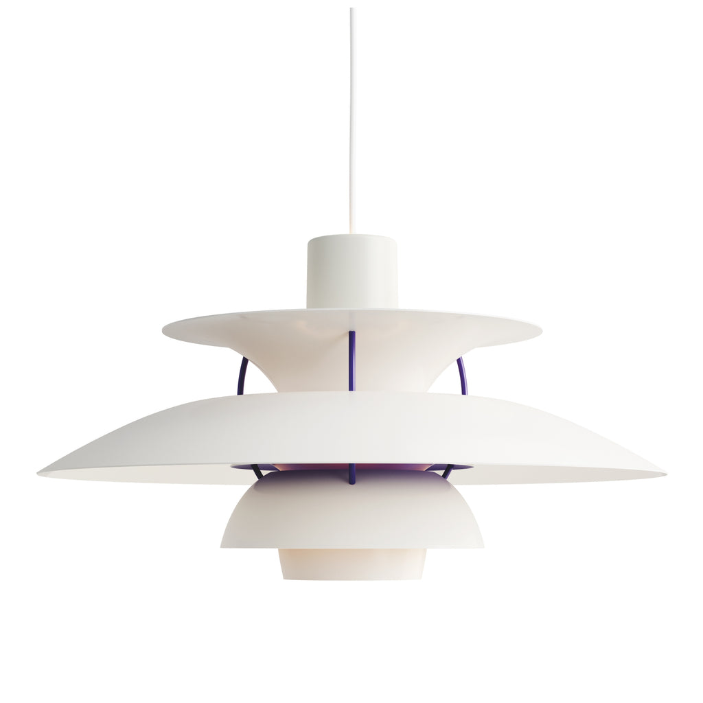 LOUIS POULSEN | PH 5 pendant | Poul Henningsen | Classic White | Made for you - Available in 2-3 weeks