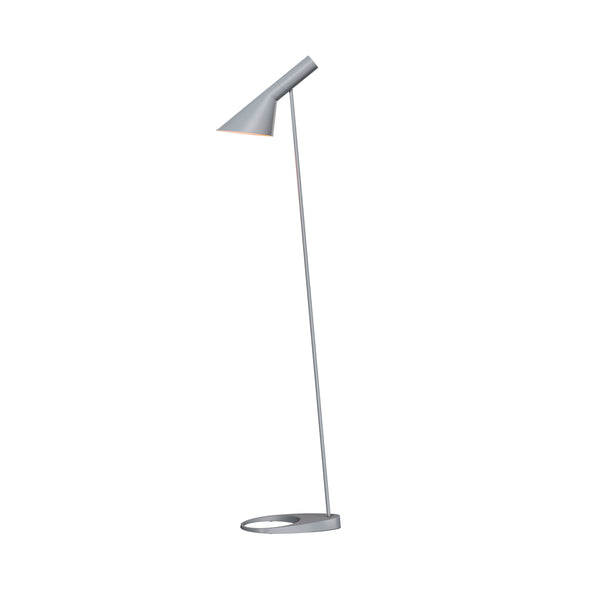 LOUIS POULSEN | AJ Floor lamp | Arne Jacobsen | Light Grey | Made for you - Available in 2-3 weeks