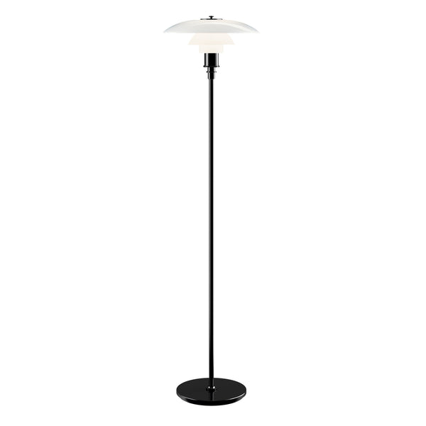 LOUIS POULSEN | PH 3½-2½ Floor lamp | Poul Henningsen | Black | Made for you - Available in 2-3 weeks