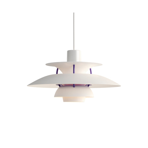 LOUIS POULSEN | PH 5 Mini pendant | Poul Henningsen | Classic White | Made for you - Available in 2-3 weeks