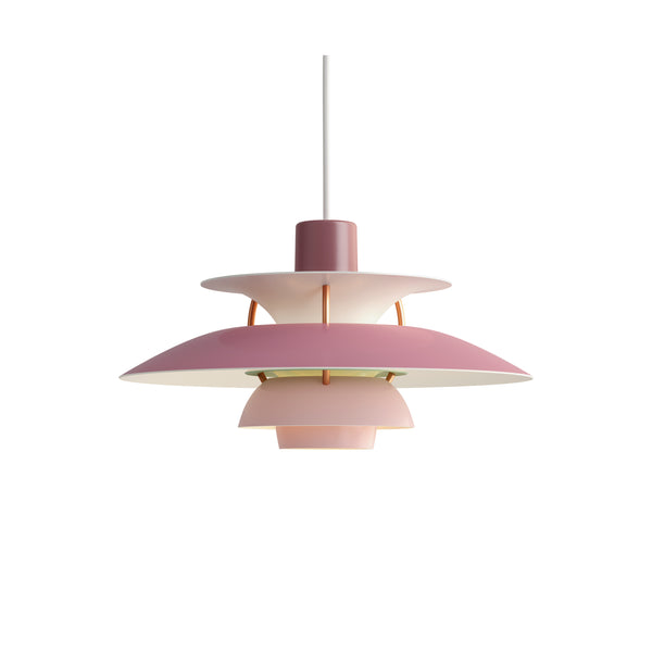 LOUIS POULSEN | PH 5 Mini pendant | Poul Henningsen | Hues of Rose | Made for you - Available in 2-3 weeks