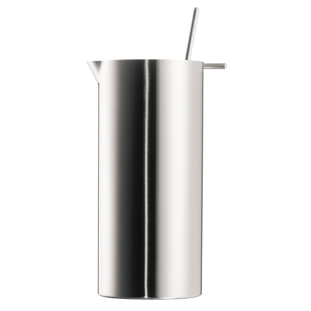 STELTON | Arne Jacobsen | Cylinda-line | Martini Mixer with spoon | 1l