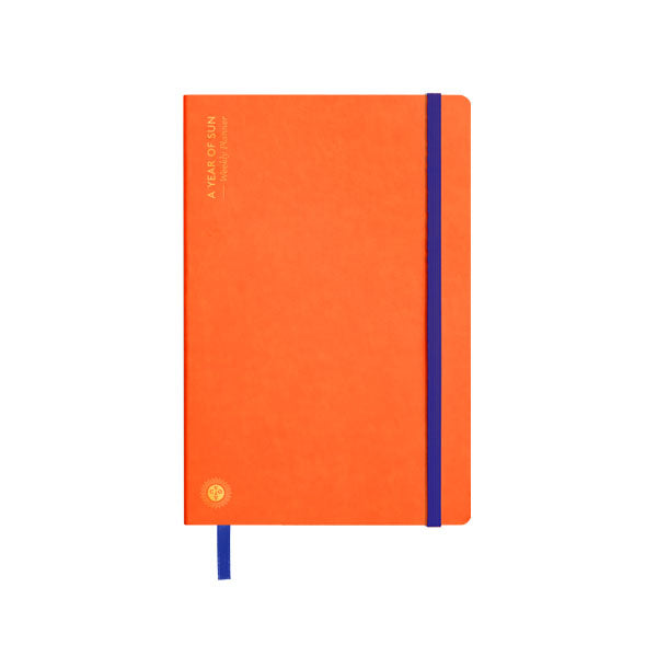 OCTAEVO | Agenda | A Year of Sun | Fluorescent Orange