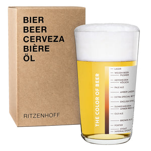 RITZENHOFF | The Next 25 Years | Beer Glass | Studio Besau-Marguerre