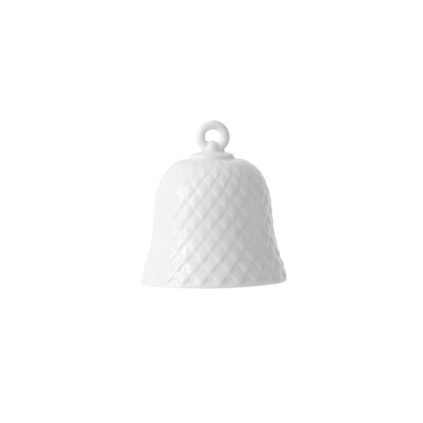 LYNGBY PORCELÆN | Rhombe | Decoration Bell