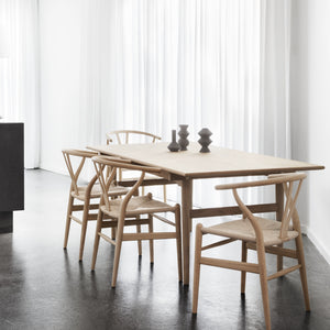 Leaf for CARL HANSEN & SØN | CH327 Dining Table | Hans J. Wegner | Available in 3 weeks*