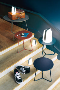 FERMOB | Cocotte | Low Table with Removable Table Top/Tray | 24 colours options | Made for you - Available in 4-6 weeks
