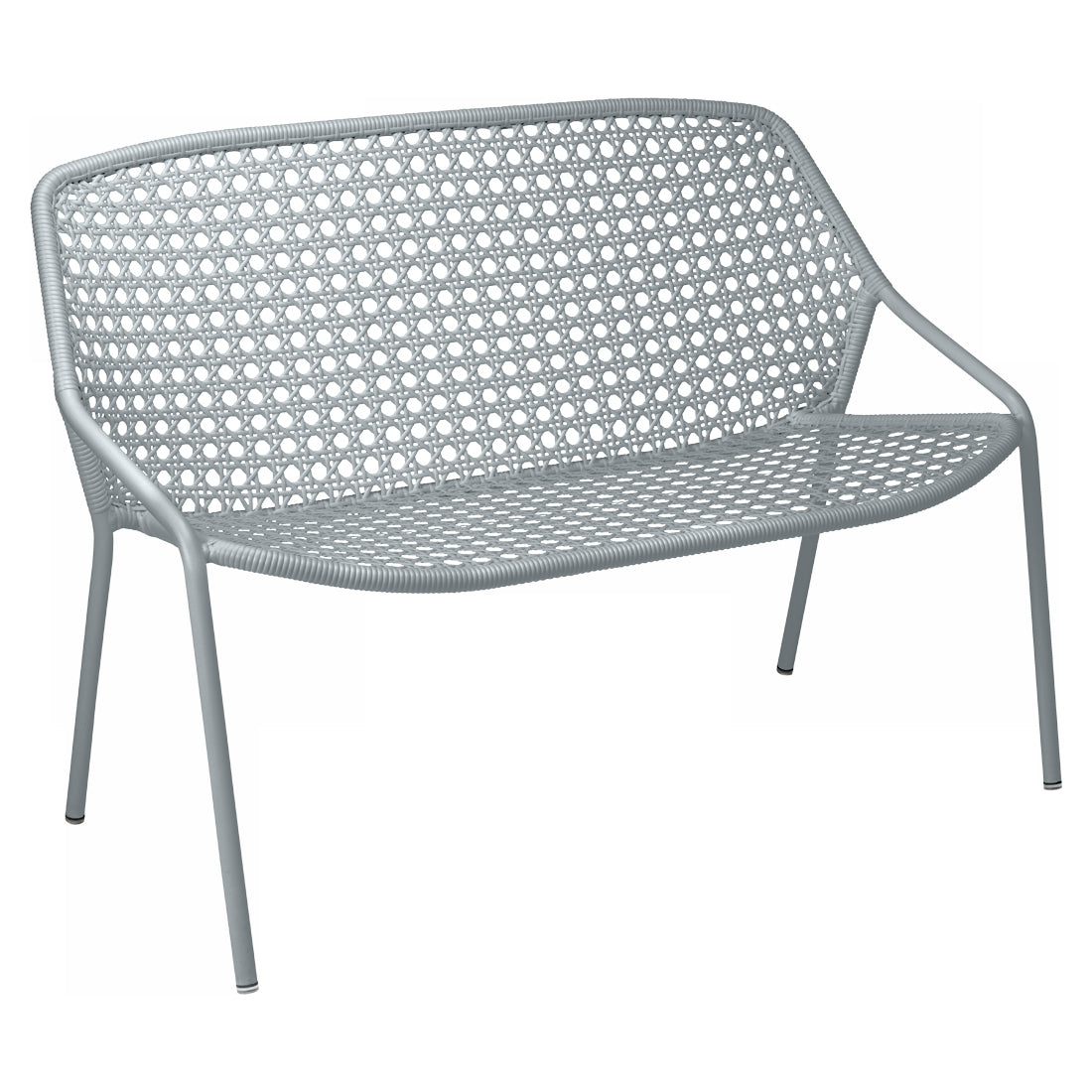 FERMOB | Croisette | Bench | 4 Colour Options | Made for you - Available in 4 to 6 weeks