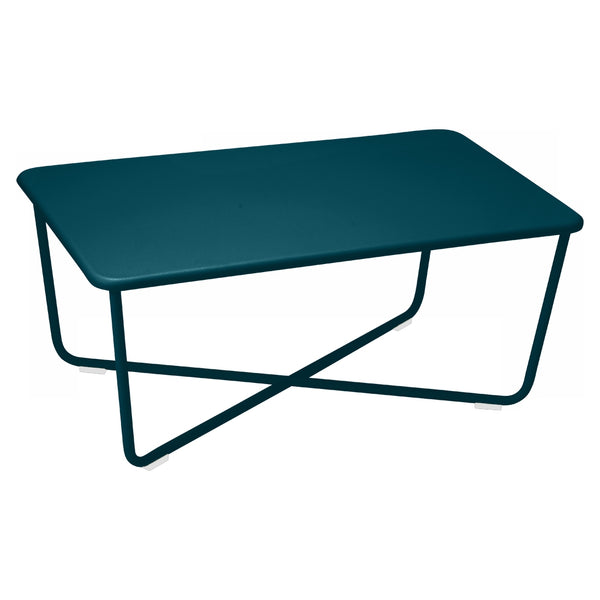 FERMOB | Croisette | Low Table | 24 colour options | Made for you - Available in 4-6 weeks