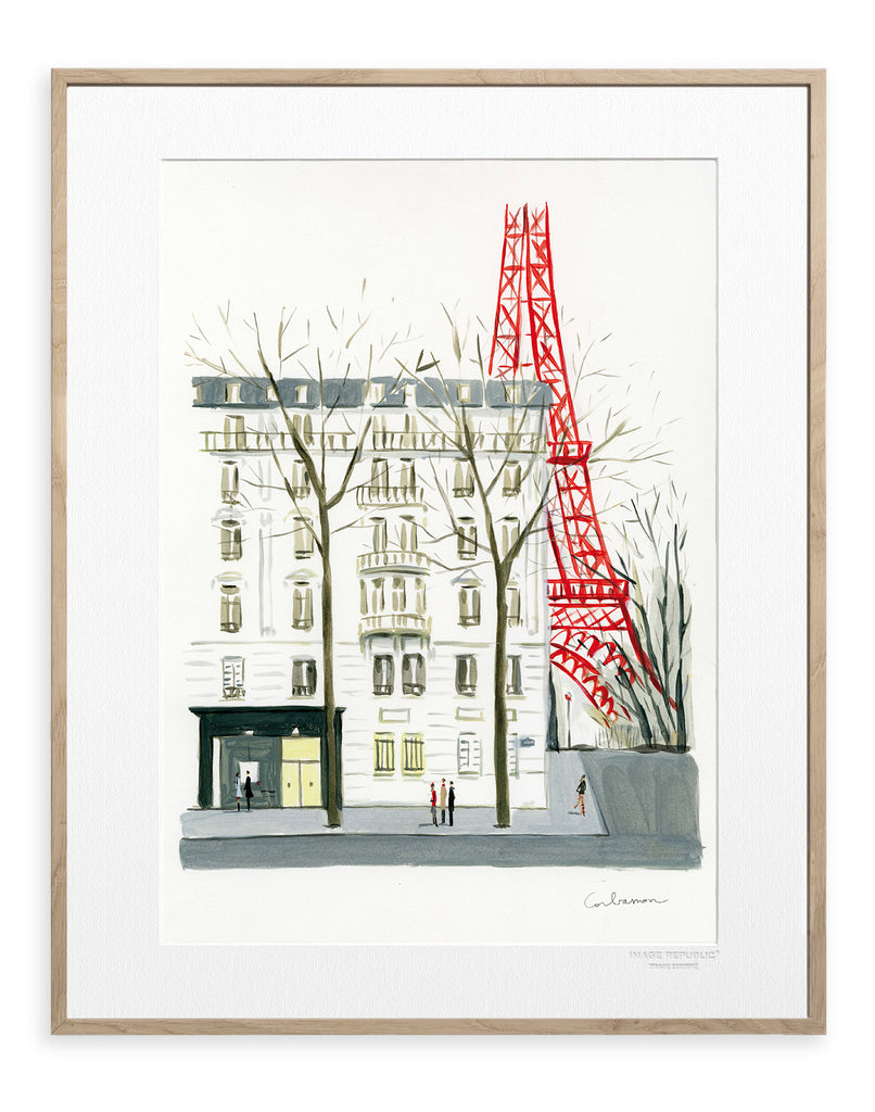 IMAGE REPUBLIC | Dominique Corbasson | Paris Tour Eiffel | 40x50cm