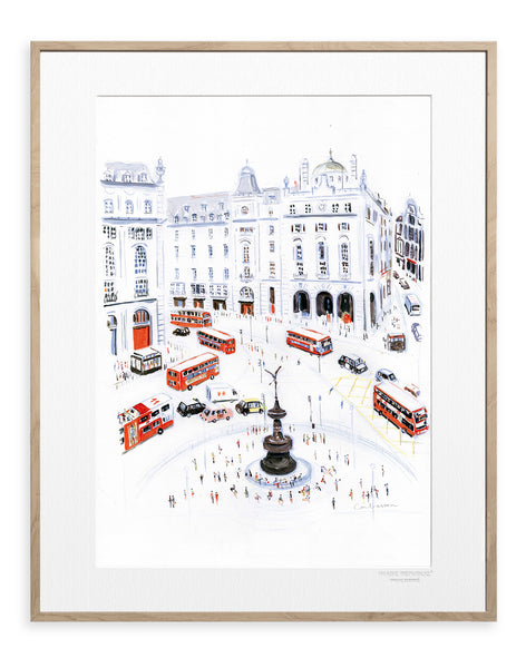 IMAGE REPUBLIC | Dominique Corbasson | UK Picadilly | 40x50cm
