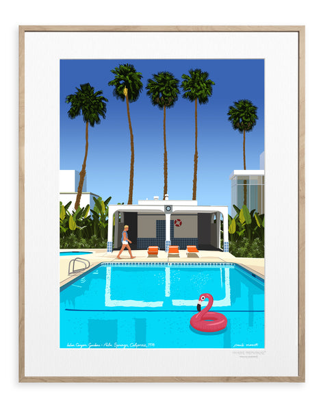 IMAGE REPUBLIC | Paolo Mariotti | Palm Springs | 40x50cm