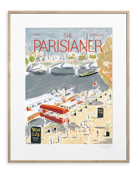 IMAGE REPUBLIC | The Parisianer | Corbasson | 40x50cm
