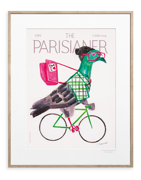 IMAGE REPUBLIC | The Parisianer | Meurisse | 40x50cm