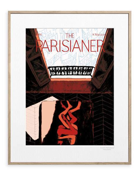 IMAGE REPUBLIC | The Parisianer | Kael Prigent | 40x50cm