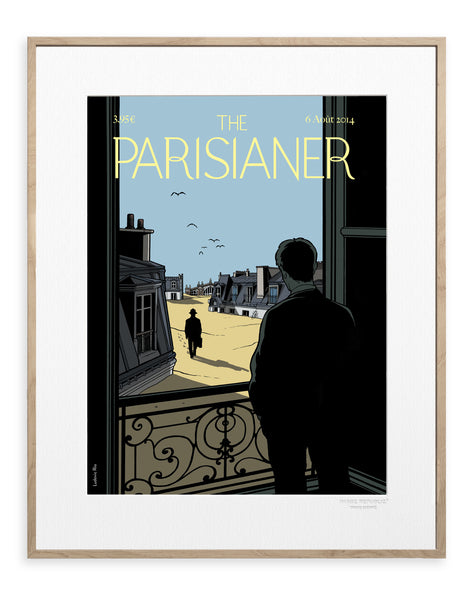 IMAGE REPUBLIC | The Parisianer | Rio | 40x50cm
