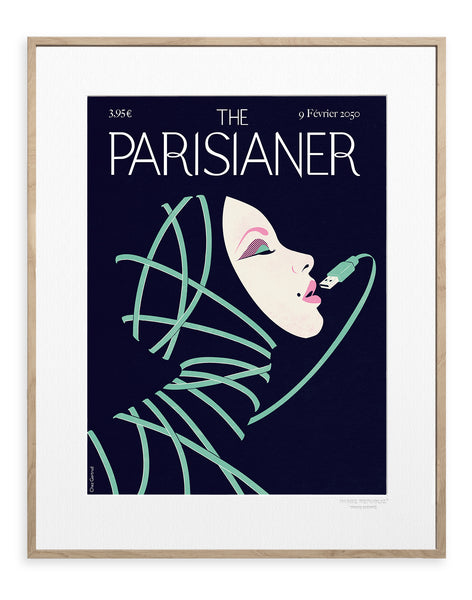 IMAGE REPUBLIC | The Parisianer | Utopie 2050 Gertrud | 40x50cm